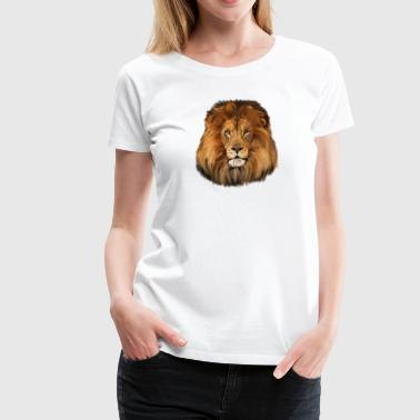 Lion - Women's Premium T-Shirt