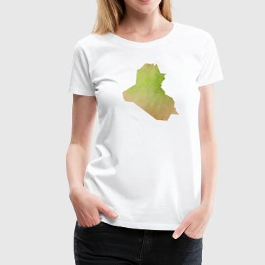 Fuck Iraq Iraq - Women's Premium T-Shirt