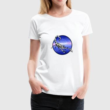 Scorpio zodiac sign - Women's Premium T-Shirt