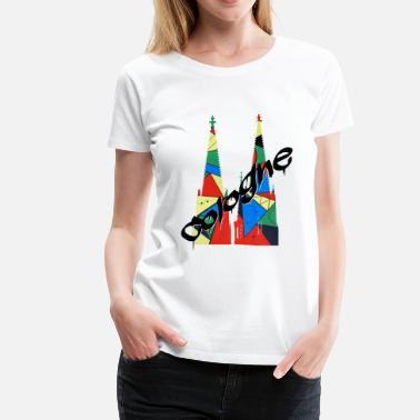 Cologne Cathedral Cologne - Women's Premium T-Shirt
