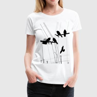 AD Birds - Women's Premium T-Shirt