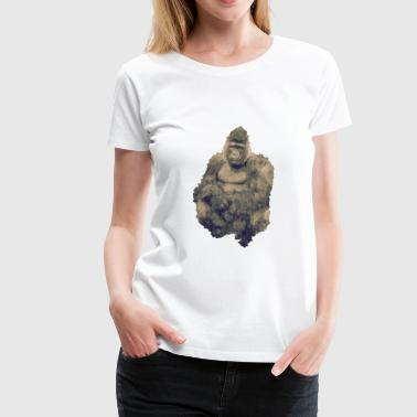Art Gorilla - Women's Premium T-Shirt