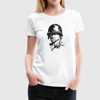 Soldier - Military - Women's Premium T-Shirt
