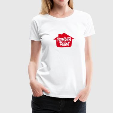 Romper Room - Women's Premium T-Shirt