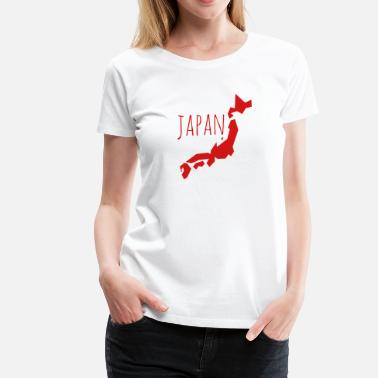 Heart Japan japan - Women's Premium T-Shirt
