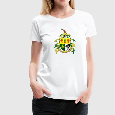Sullivan Family Shield Crest - Women's Premium T-Shirt