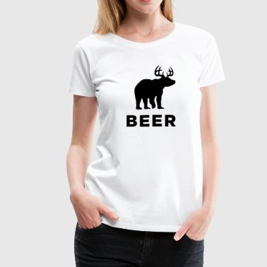 Men's Humor Beer - Women's Premium T-Shirt