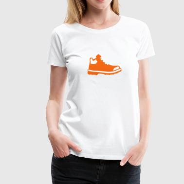 1103 running shoe - Women's Premium T-Shirt