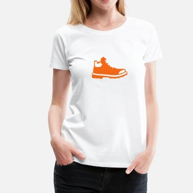 Running Shoe Wings 1103 running shoe - Women's Premium T-Shirt