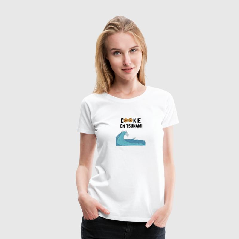 Cookie Tee - Women's Premium T-Shirt