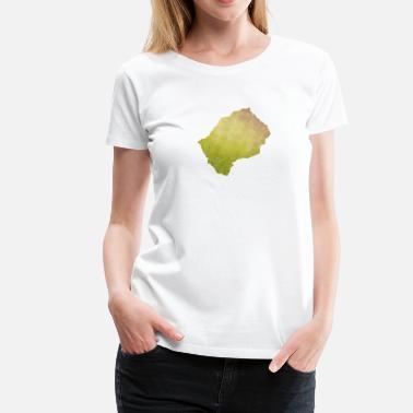 1b8e47d5a98dc Lesotho Designs Lesotho - Women's Premium T-Shirt