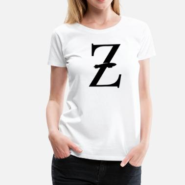 Zeppelin - Women's Premium T-Shirt