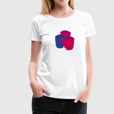 Berries - Women's Premium T-Shirt