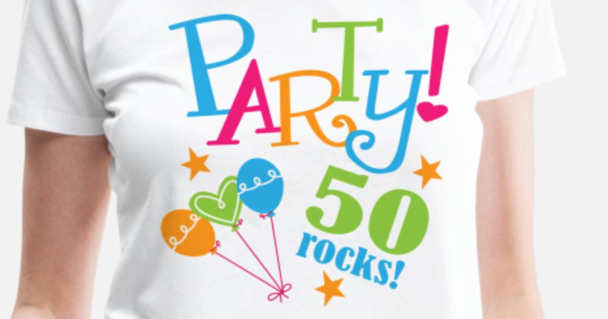 93 50th Birthday Party T Shirts