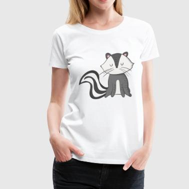 skunk - Women's Premium T-Shirt
