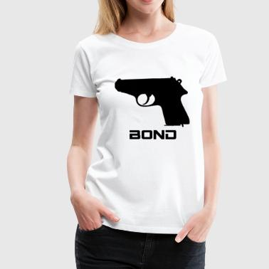 Bearing Arms: Bond - Women's Premium T-Shirt