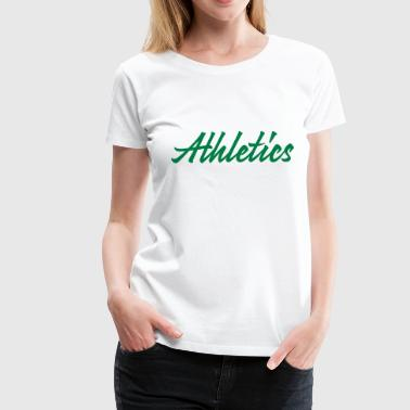 Athletics Athletics - Women's Premium T-Shirt