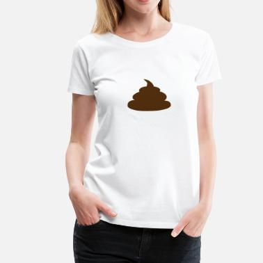 Dumb Shit Shit - Women's Premium T-Shirt