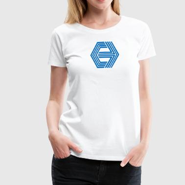 Action Film Logo Cannon - Women's Premium T-Shirt