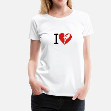 Pole Dance i love pole disco hot dance 8 - Women's Premium T-Shirt