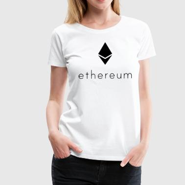 Ethereum - Women's Premium T-Shirt