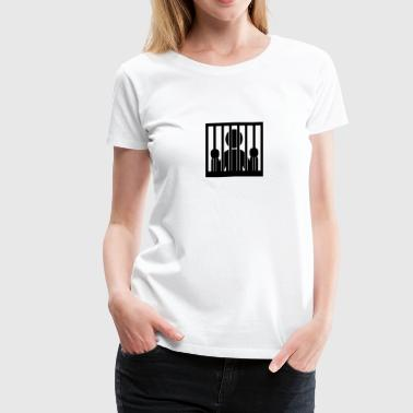 Jail - Women's Premium T-Shirt
