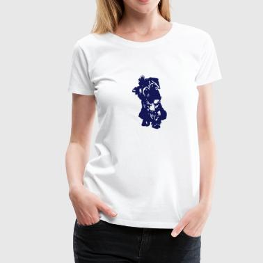 Yorkshire Terrier Dog yorkshire terrier dog 1 - Women's Premium T-Shirt
