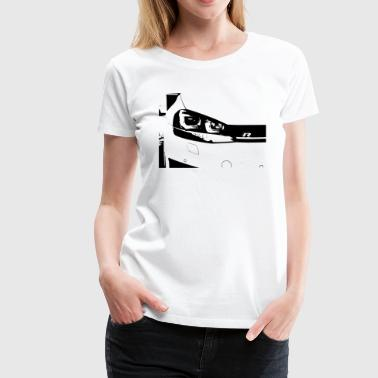 MK7 Golf R headlight - Women's Premium T-Shirt