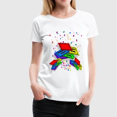 Tickets - Women's Premium T-Shirt