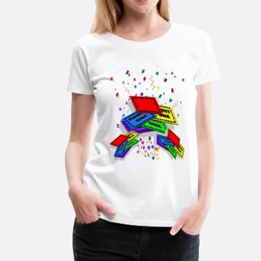 Ticket Tickets - Women's Premium T-Shirt