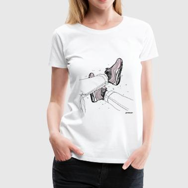 Sneakerhead shirt from girlsinair - Women's Premium T-Shirt