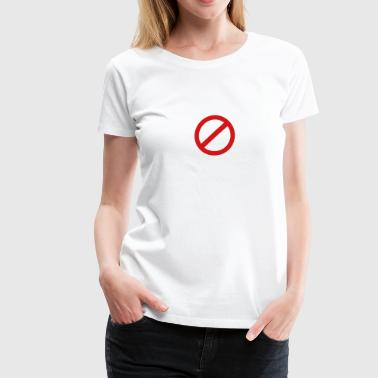 No Ban - Women's Premium T-Shirt