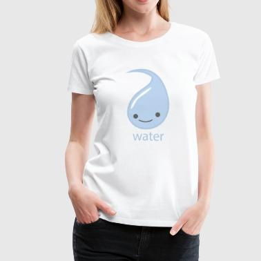 Water Element - Women's Premium T-Shirt