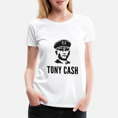 Croatia From Croatia with Love - General Tony Cash black - Women's Premium T-Shirt