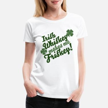 Funny Irish Irish Whiskey - Women's Premium T-Shirt