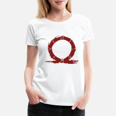 God of War Viking Logo US Shipped FREE viking - Women's Premium T-Shirt