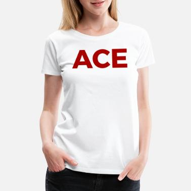 1913 Delta Ace - Women's Premium T-Shirt