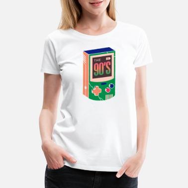Shop 90s Games T-Shirts online   Spreadshirt