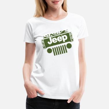 Jeep Clothes Jeep - Women's Premium T-Shirt