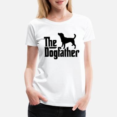 Dogfather the dogfather - Women's Premium T-Shirt
