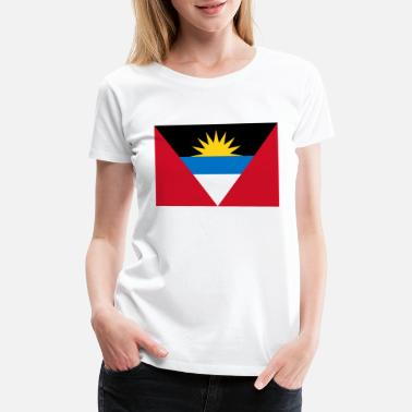 Antigua Antigua Barbuda - Women's Premium T-Shirt