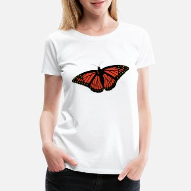 Shake monarch butterfly - Women's Premium T-Shirt