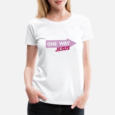 88d98d91 Shop One Way T-Shirts online | Spreadshirt
