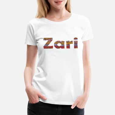 South zari3 - Women's Premium T-Shirt