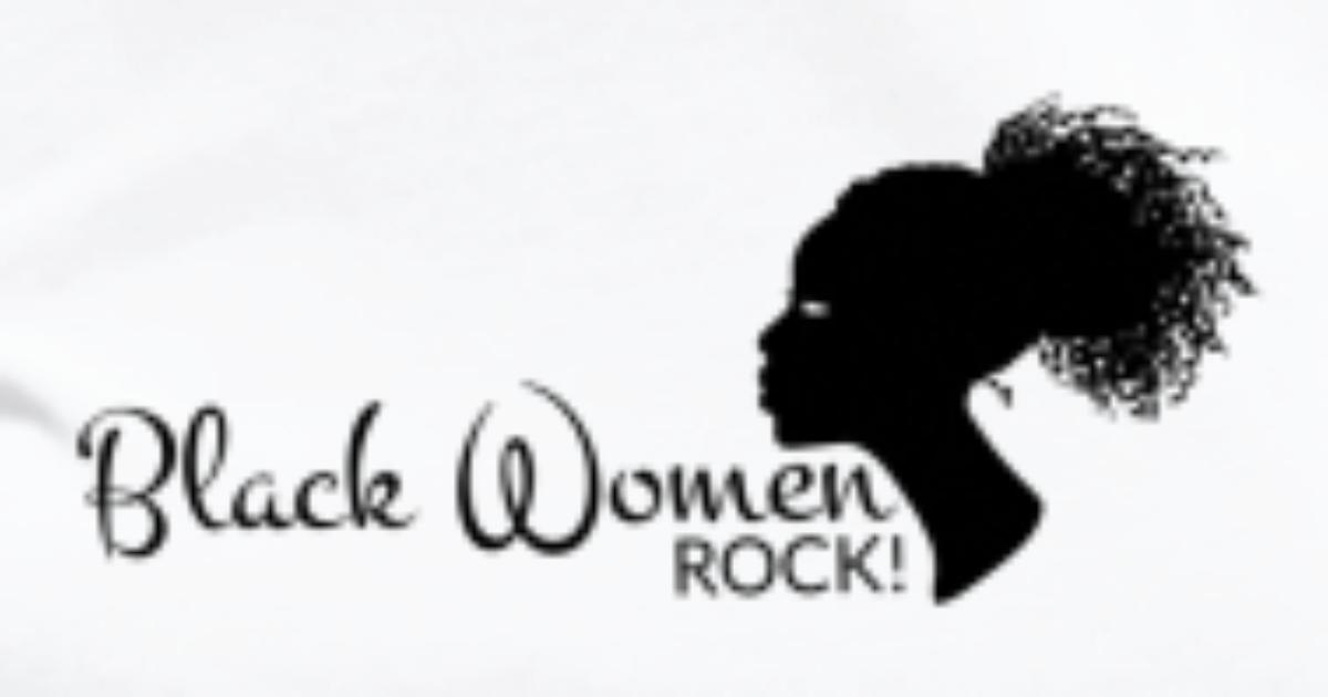 c23de68a7 Black Women Rock! Women s Premium T-Shirt