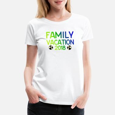 Freak Family Family Vacation Gifts for Families - Women's Premium T-Shirt