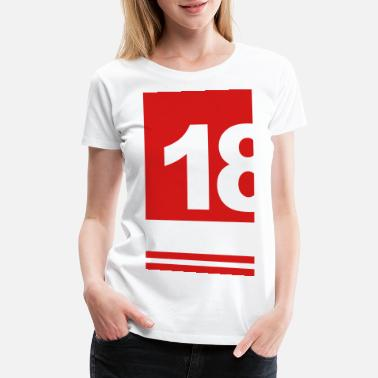 Birthday Gift For Him 18th T Shirt And Her