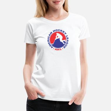 Shop American Hockey League T Shirts Online Spreadshirt