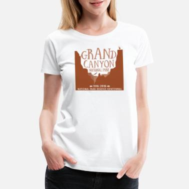 Canyoning Grand Canyon National Park - Women's Premium T-Shirt