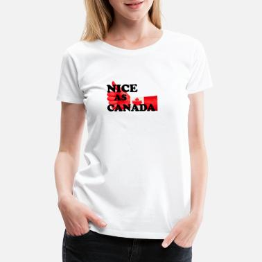Index Finger Canada Index finger I Like - Women's Premium T-Shirt
